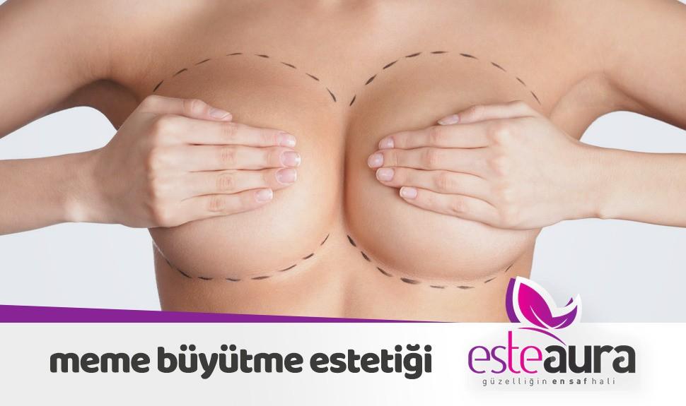 Göğüs (Meme) Büyütme Ameliyatı